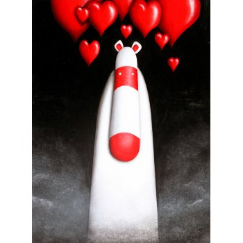 Peter Smith Hearts Above